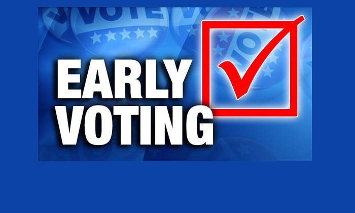 Community Service: Early Voting & Radio Talk It Up