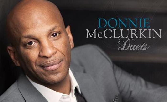 Donnie McClurkin Stops in Montgomery