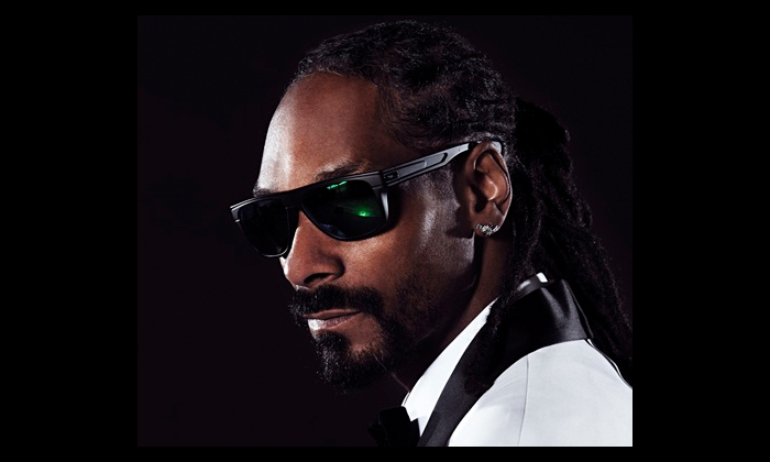"BET: ""I Am Hip Hop"" Icon Award Honoree, Snoop Dogg."