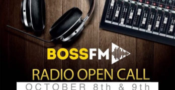"BossFM ""Radio Open Talent Call"""