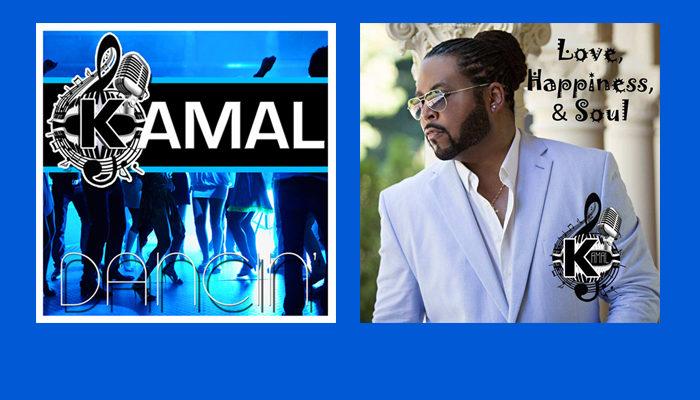 "Kamal Howard ""Love, Happiness And Soul"