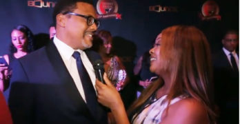 Foxie's 105, Divine Martino @ The 25th Trumpet Awards