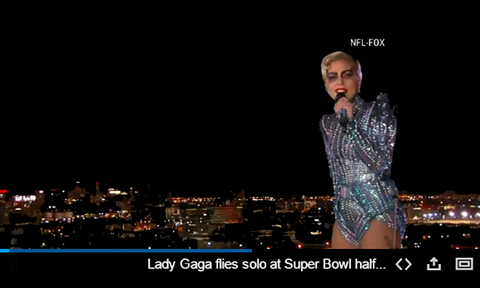 Lady Gaga Sales Spike After Super Bowl Show