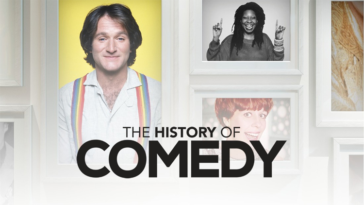 CNN: The History of Comedy