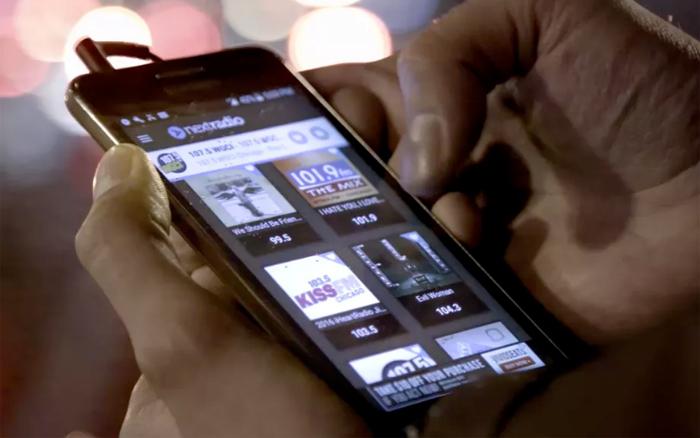 Radio On Smartphones