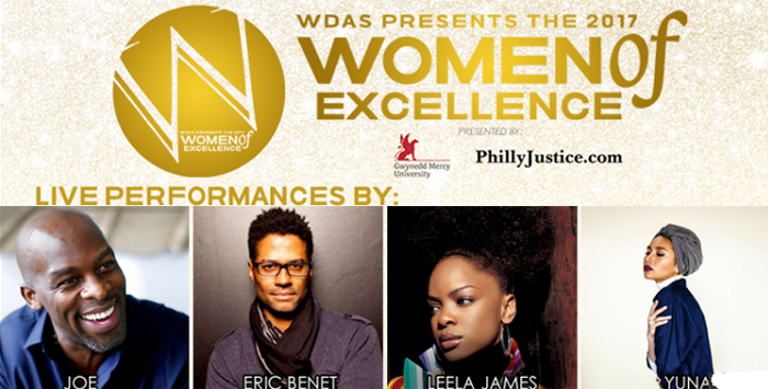 3rd Annual WDAS Women of Excellance Luncheon