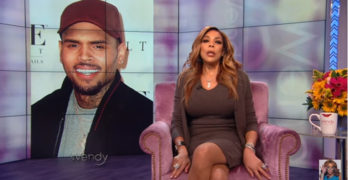 Chris Brown's Friends Are Worried