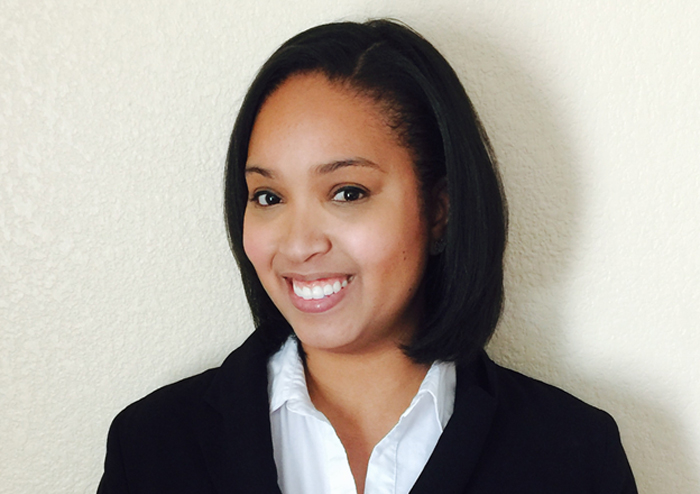 History: Matara Wright Named Student Government President at Adler University