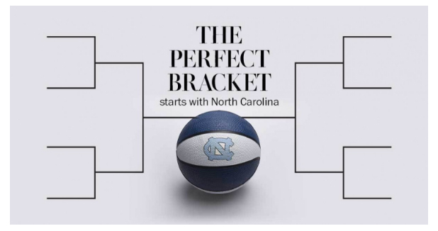 WP: 2017 NCAA Tournament, The Perfect Brackett