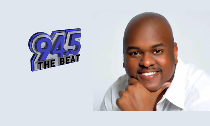 Kenny J, VP Programming at 94.5 The Beat, Waco Texas