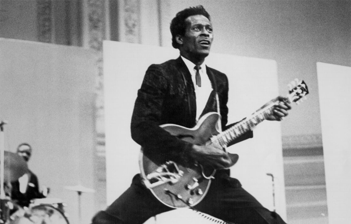 Breaking News Chuck Berry is Dead at 90