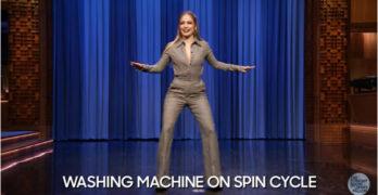 Dance Battle Jennifer Lopez vs Jimmie Fallon