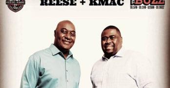 Sports Buzz: Morning Sports Talk Success Erroll Reese & Kmac