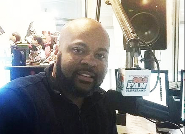 Rob Taylor Joins CBS 92.3 The Fan Cleveland
