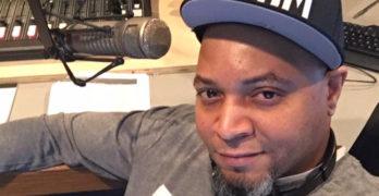 DJ Supreme Now APD @ Hot 107.7 B'Ham