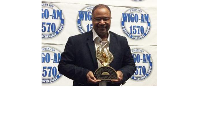 Stellar Award Winner, WIGO-AM Atlanta