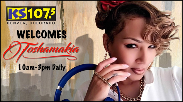 KS 1075 Denver Welcomes Toshamakia To Middays