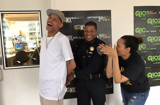102.9 KBLX Talks With San Francisco Police Chief