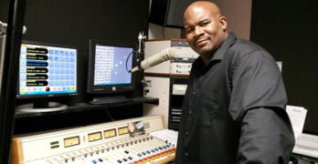 Mike Robinson On-Air 107.3 Jamz Greenville, SC