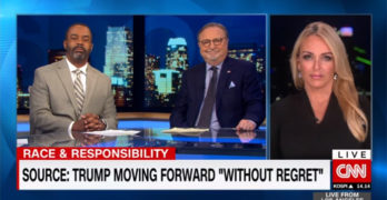KFI's Mo'Kelly On CNN International Talking Charlottesville