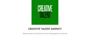 Representation for Broadcast Talent, Management for Brands