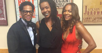 Alysse Stewart Interview With D.L. Hughley