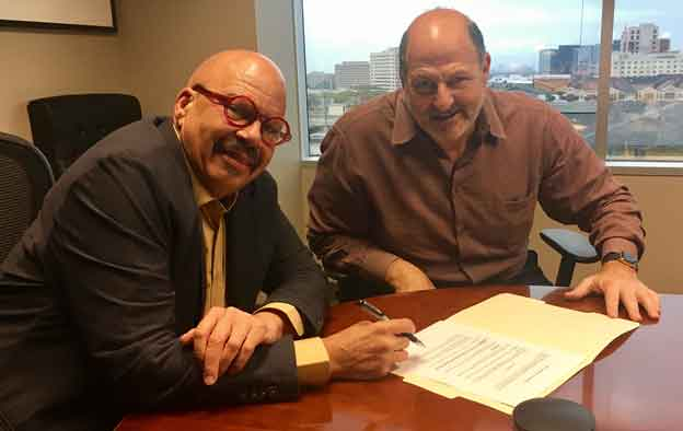 Tom Joyner New 2-Year Agreement with Reach Media
