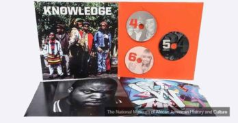 Smithsonian & Rappers to Create Hip-Hop Anthology
