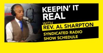 Keeping It Real With Al Sharpton