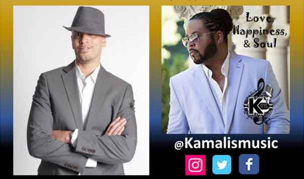 Kamal Howard On-Air @ Magic 107.5 Atlanta