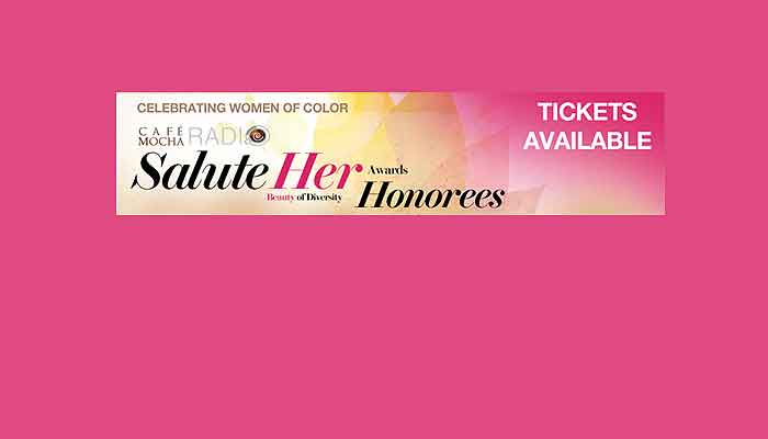 Cafe Mocha 2017 Salute Her Awards Honorees