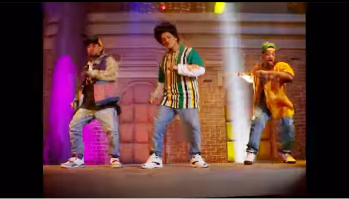 "Bruno Mars ""Finesse"" Dedicated To In Living Color"