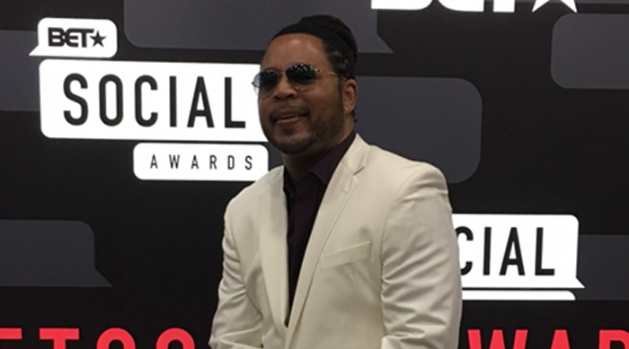 Kamal Howard At The Social Media Awards