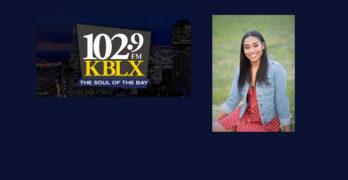 102.9 KBLX Scholarship Winner