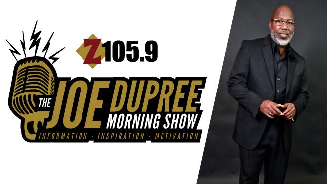 Joe Dupree New Morning Show On Z-105.9/KFXZ, Lafayette, LA