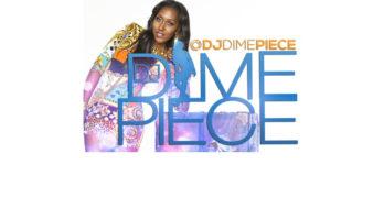 """DJ Dimepiece """"The Mixin' Vixen"""""""