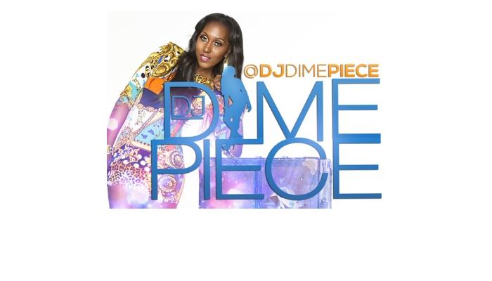 "DJ Dimepiece ""The Mixin"